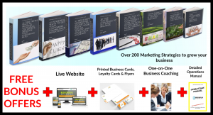 Business in a box package start your home business today