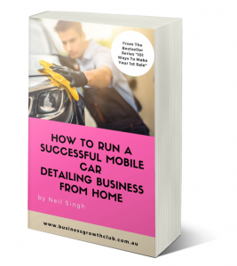 free ebook How To Start a mobile car detailing Business working from home