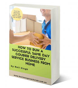 free ebook how to Start your own Same Day Courier Delivery Service business working from home 1