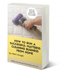free ebook Start your own mattress cleaning  work from home