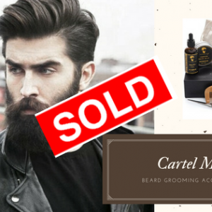 SOLD sell imens grooming products start your home business dropship store today