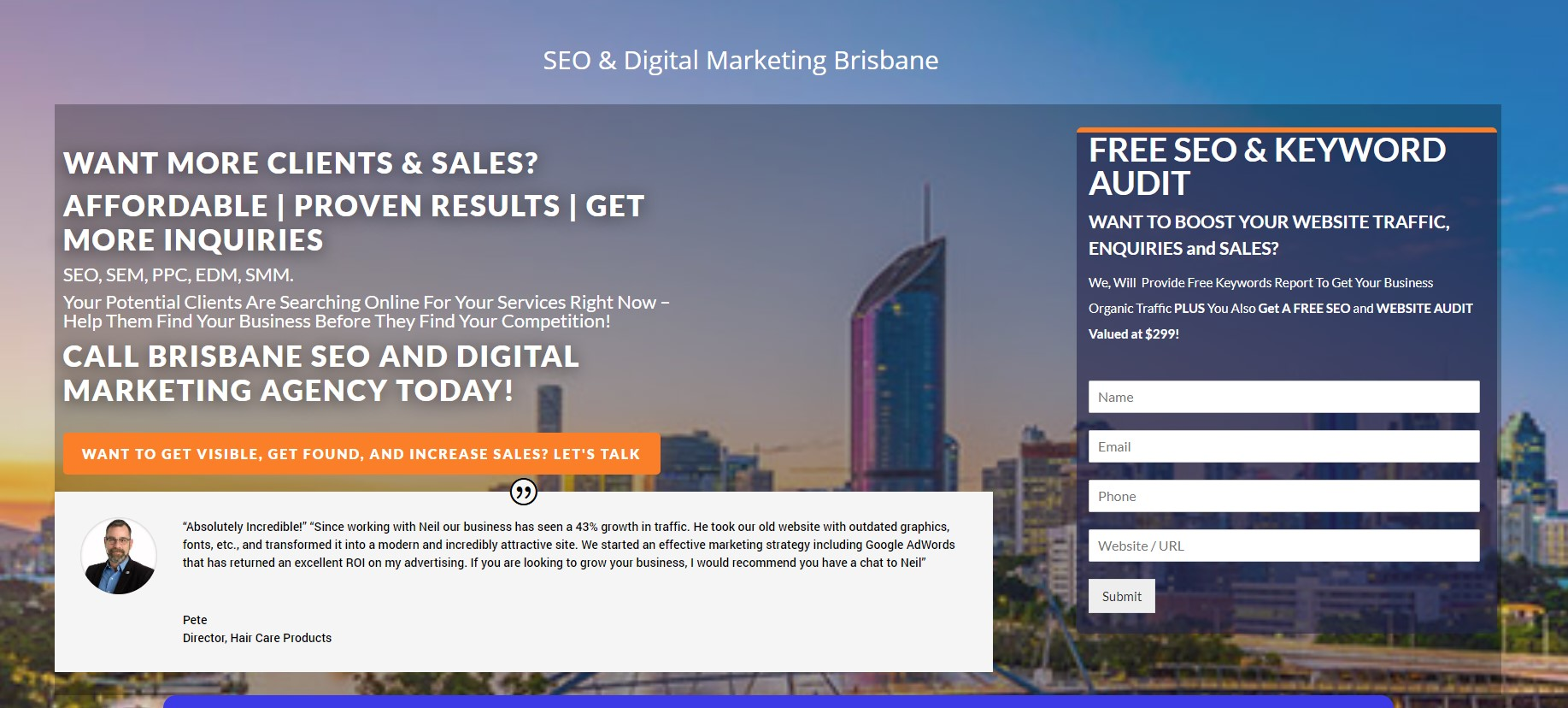 start your own digital marketing business working from home